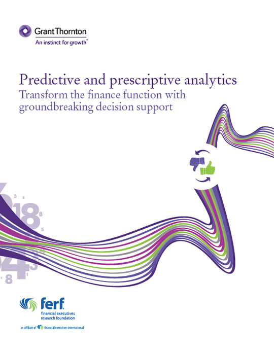 Grant Thornton: Predictive & Prescriptive Analytics Report White Paper